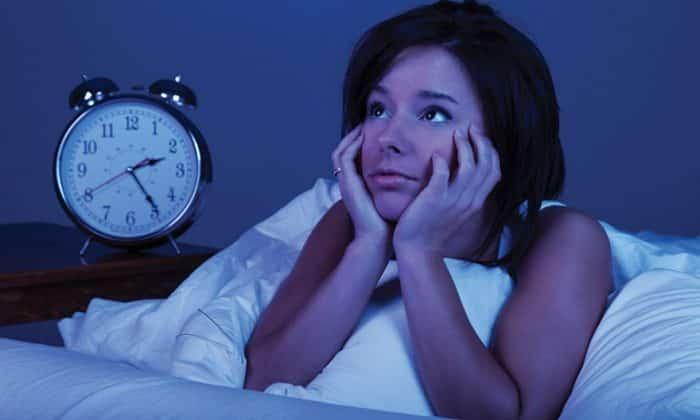 Нарушение сна является побочным действием лекарства