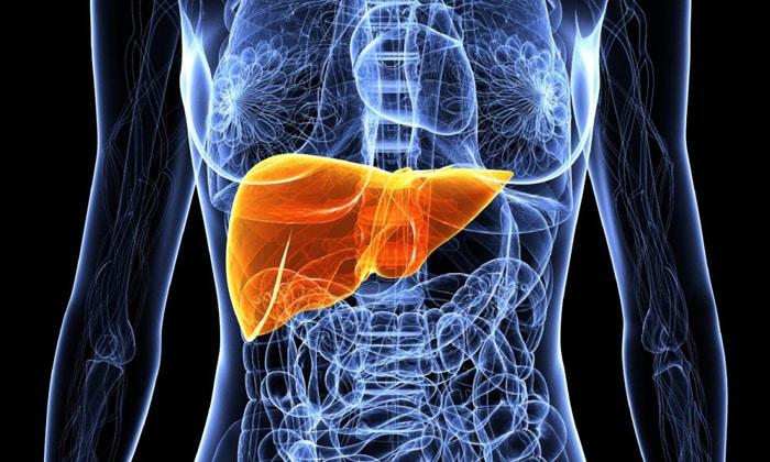 Пефлоксацин назначают при инфекциях, развивающихся в печени