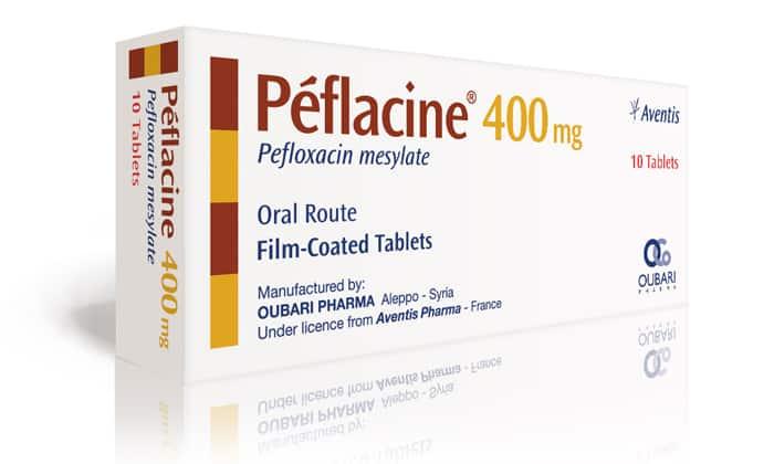 Аналогом препарата является Пефлацин