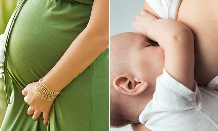 Бифидумбактерин можно применять беременным и кормящим женщинам, страдающим дисбактериозом