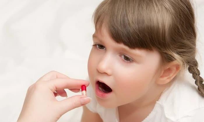 Использовать препарат в лечении детей можно с 3 лет
