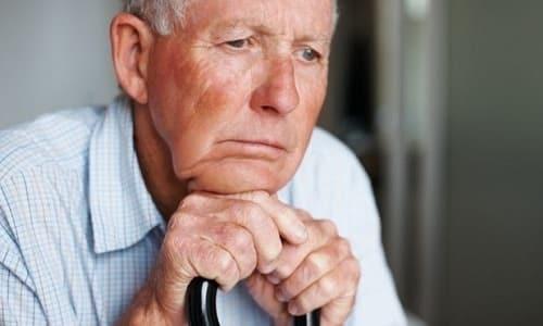 После 70 лет прием Л-карнитина улучшает самочувствие и состояние здоровья человека
