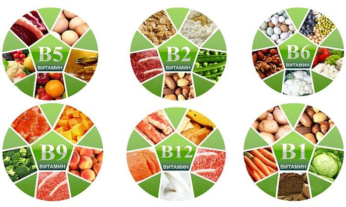 Бифидум усиливает действие витаминов, особенно группы В