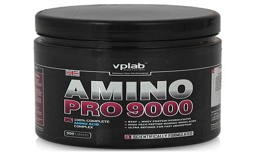 Совместный прием препарата с Amino Pro 9000 ускоряет наращивание мышечной массы, придает больше сил и энергии, улучшает выносливость