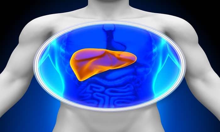Препарат назначают при заболеваниях печени