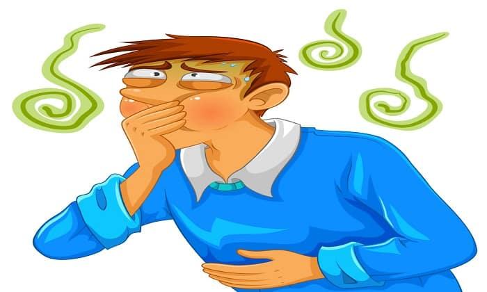 Тошнота, рвота - побочное действие препарата Винпоцетин