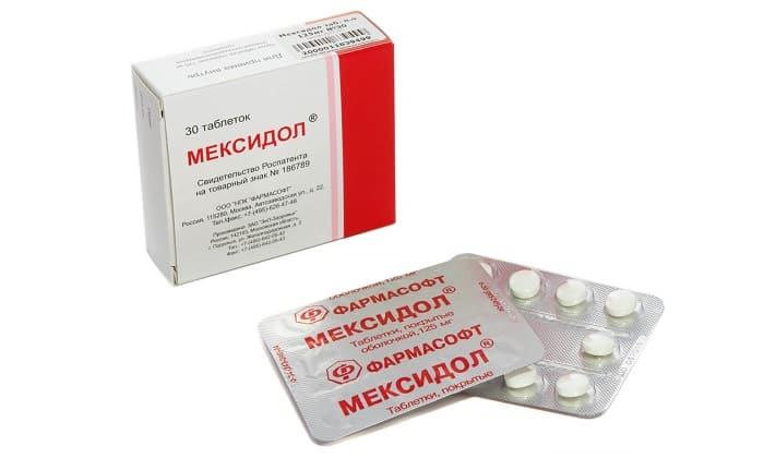 Мексидол нормализует психические функции головного мозга