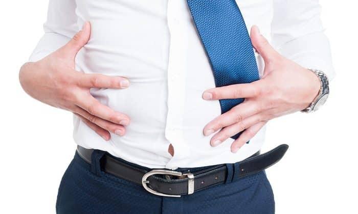 Побочным эффектом от Мексидола может быть вздутие кишечника