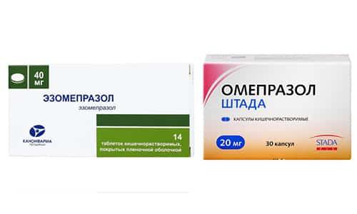 Эзомепразол и омепразол лечат дискомфорт и боль в желудочно-кишечном тракте